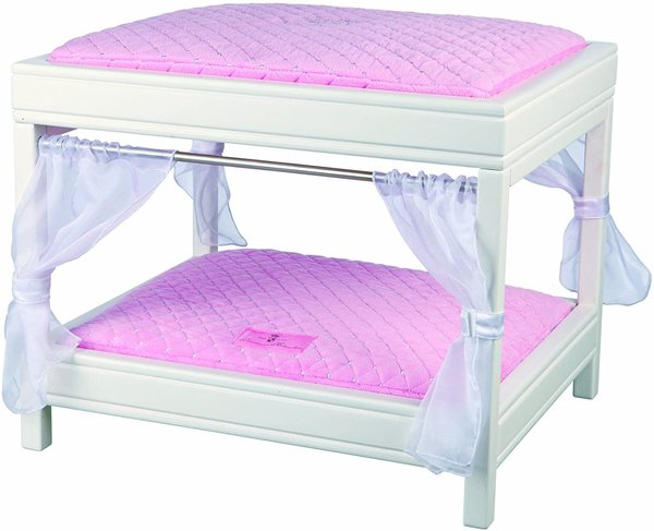 Princess Canopy Dog Bed