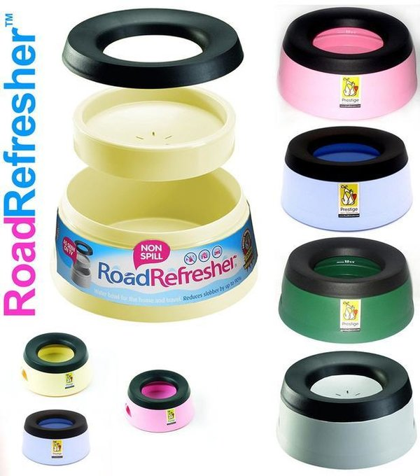 Roaf Refresher Non Spill Water Bowl